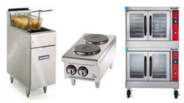 Commercial Food Service & Hot Side Equipment